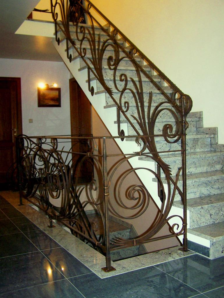 Fer forgé Art Nouveau