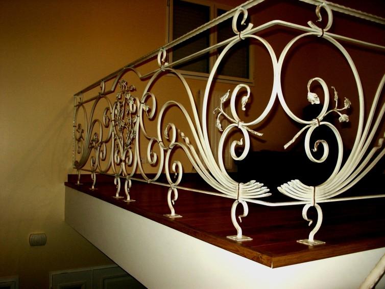 balustrade in smeedijzer